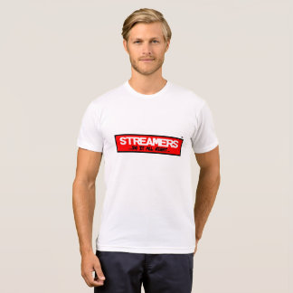 Streamers USA Apparel Poly-Cotton Blend T-Shirt