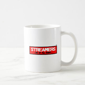Streamers White 325 ml Classic White Mug