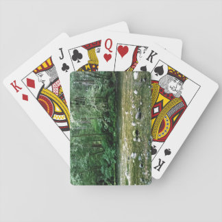 Streamin' On By Playing Cards