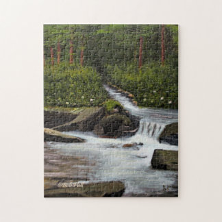 Streams of Living Water Jigsaw Puzzle