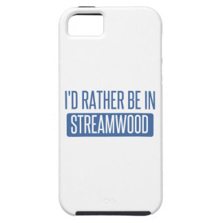 Streamwood iPhone 5 Case