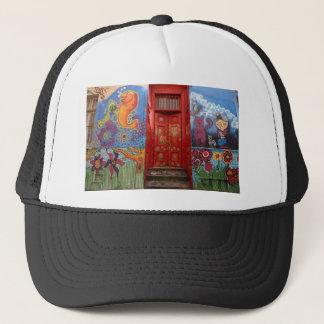 street art 2 trucker hat