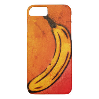 Street Art Banana iPhone 7 Case