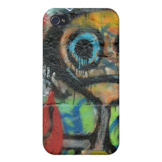 Street Art iPhone 4 skin iPhone 4 Cover