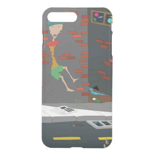 Street Art iPhone 7 Plus Case