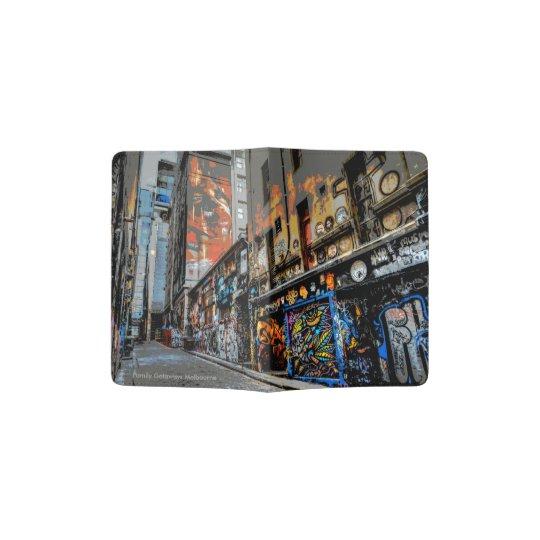 Street Art Passport Holder