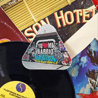 Street Art South America Groove Blueooth Speaker