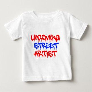 street artist.gif baby T-Shirt