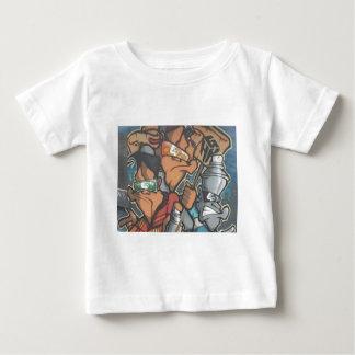 street artist t-shirt pour bébé