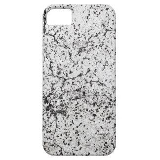 Street asphalt cracks texture iPhone 5 case
