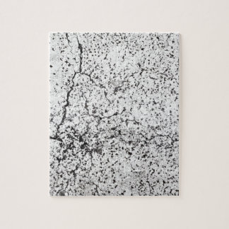 Street asphalt cracks texture jigsaw puzzle