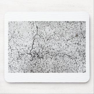 Street asphalt cracks texture mouse pad