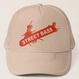 Street Bass Tan Tank Cap