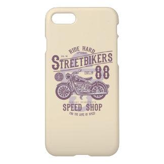 Street Bikers Glossy Phone Case