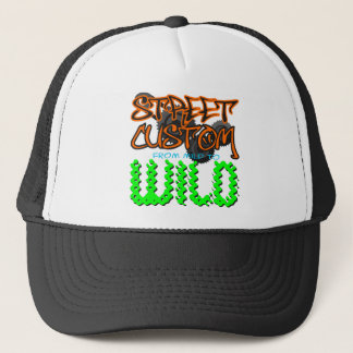 STREET CUSTOM MILD TO WILD TRUCKER HAT