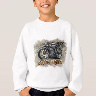 Street_Fighter_Black Sweatshirt