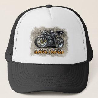Street_Fighter_Black Trucker Hat