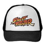 Street Fighter Brand Logo Trucker Hats