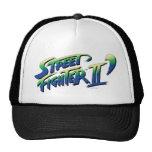 Street Fighter II' Logo Mesh Hat