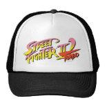Street Fighter II Turbo Hats