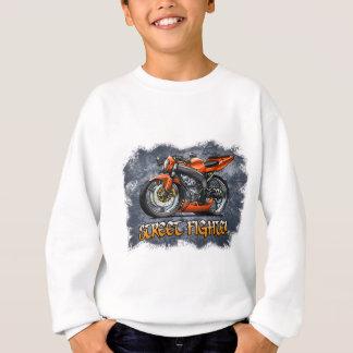 Street_Fighter_Orange Sweatshirt