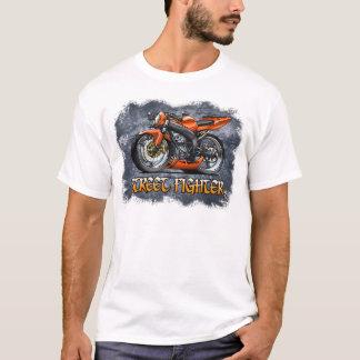 Street_Fighter_Orange T-Shirt