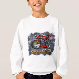 Street_Fighter_Red Sweatshirt