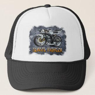 Street_Fighter_White Trucker Hat