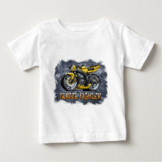 Street_Fighter_Yellow Baby T-Shirt