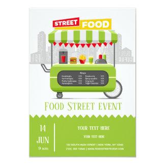 Street food card