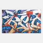 Street Graffiti Art Sticker