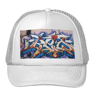 Street Graffiti Art Trucker Hat