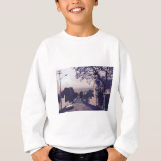 Street in Cape Town Sweatshirt