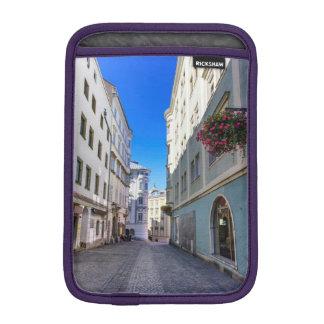 Street in old city, Linz, Austria iPad Mini Sleeve