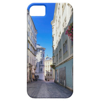 Street in old city, Linz, Austria iPhone 5 Covers