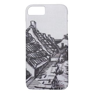 Street in Saintes-Maries by Vincent van Gogh iPhone 8/7 Case