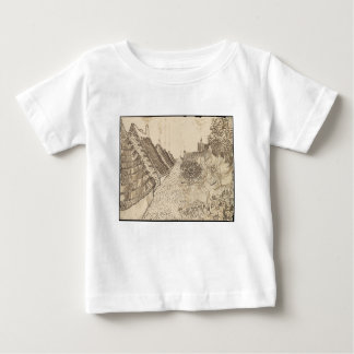 Street in Saintes-Maries-de-la-Mer Baby T-Shirt