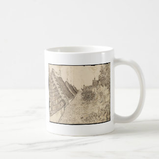 Street in Saintes-Maries-de-la-Mer Coffee Mug