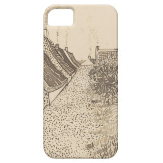 Street in Saintes-Maries-de-la-Mer iPhone 5 Cases