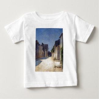 Street in Samois by Odilon Redon Baby T-Shirt