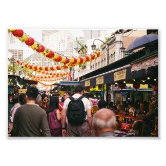 Street Life 11 Photo Print