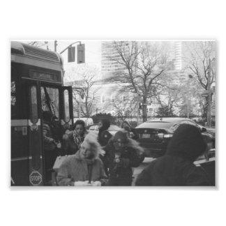 Street Life 4 Photo Print