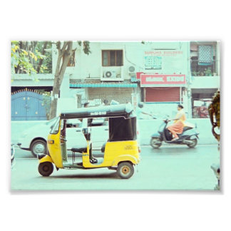 Street Life 8 Photo Print