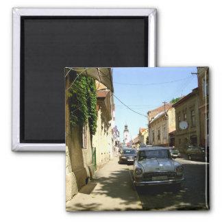 Street Life Magnet
