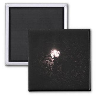 Street Light at Night Magnet