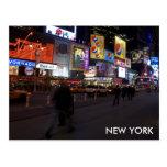 street, NEW YORK Postcards