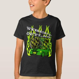 Street outlaw racing car T-Shirt
