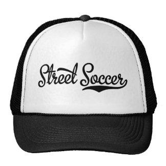 street plus soccer casquette de camionneur