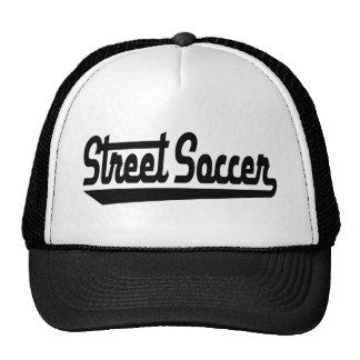 street plus soccer casquettes