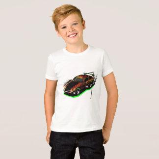 Street racing car Tshirt for boys.